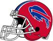NFL-AFC-BUF-2002-2010 Bills Helmet-Right side