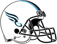 ArenaLeague-Philadelphia Soul White Helmet 2