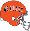 NFL-AFC-CIN-1968-1979 Bengals helmet-Grey facemask