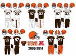 2006-2014 Cleveland Browns Jerseys