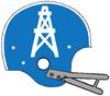 AFL-1960-1965 HOU-Oilers helmet
