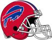 NFL-AFC-BUF-1988-2001 Bills Helmet