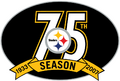 Pittsburgh Steelers 75th Season