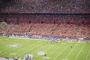 Arizona Stadium East Side