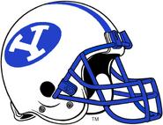 NCAA-BYU Cougars Helmet