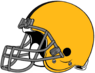 NFL-PIT-1962 Steelers helmet-Right side