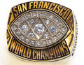 Super Bowl 16 Ring