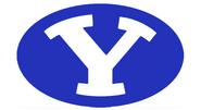 NCAA-BYU-Cougars Royal Blue logo