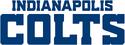 NFL-AFC-Indianapolis Colts-blue wordmark-2020