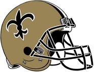 NFL-NFC-NO-1976-99 Saints helmet