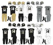 NCAA-Colorado Buffaloes Uniforms