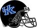NCAA-SEC-UK Wildcats Helmet-Black