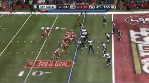 Super Bowl 2013 - Ravens vs 49ers Highlights 34-31