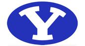 NCAA-BYU Cougars-Royal Blue logo.png