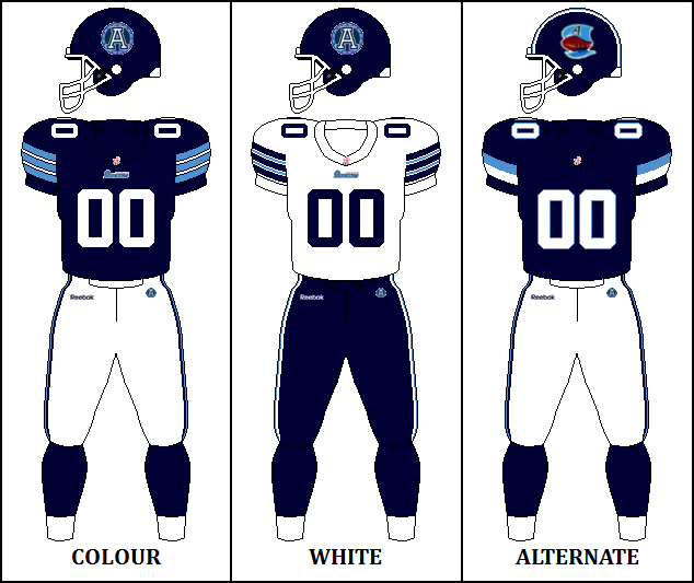 2012 Toronto Argonauts