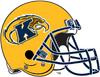 Kent State Golden Flashes Gold helmet