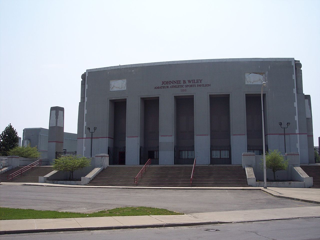 Buffalo War Memorial Stadium