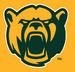 2019 Baylor Bears mascot logo-gold