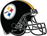 NFL-AFCN-PIT-Pittsburgh Steelers helmet