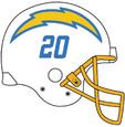 2020 LA-chargers-helmet-logo-clipart