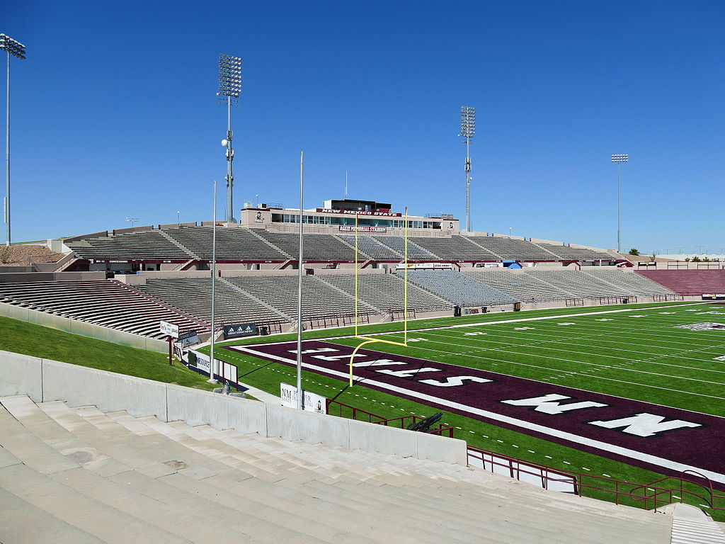 Aggie Memorial Stadium