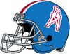 NFL-AFC-1972-1974-HOU-Oilers helmet-Right side