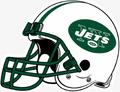 NFL-NY Jets-1998-2018 helmet-Right Side