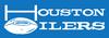Houston Oilers 1960-1971 blue wordmark