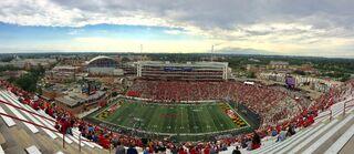 Maryland Stadium Pano