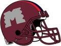 WLAF-Montreal Machine helmet