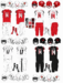 NCAA-ACC-Louisville Cardinals uniforms