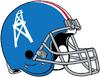 AFL-1964-1965 HOU-Oilers helmet
