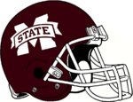 NCAA-SEC-Miss St. Bulldogs Helmet-white facemask.png