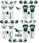 NFL-NFC-1969 PHI Eagles Jerseys