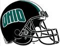 NCAA-MAC-Ohio Bobcats black helmet