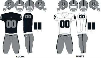 2011 Oakland Raiders