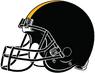 NFL-AFCN-PIT-Pittsburgh Steelers helmet-Right side