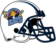 ArenaLeague-Nashville Kats Helmet