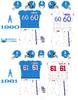 AFL-Houston Oilers 1960-61 Retro uniforms