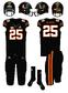 NCAA-ACC-Miami Hurricanes Black jersey
