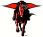NCAA-Big 12-Texas Tech Red Raiders Mascot logo