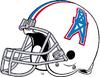 NFL-AFC-HOU-Oilers 1975-1980 Helmet-Right side