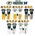 NFL-NFCN-GB Packers Jerseys