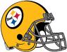 NFL-PIT-1962 Steelers helmet