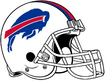 NFL-AFC-BUF-Bills Helmet