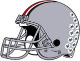 NCAA-Big10-Ohio State Buckeyes Helmet-Right side