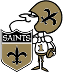 NFL-NFC-NO-Saints-alternate-shield-logo-2009