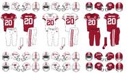 NCAA-2020 UMass Minutemen Jerseys