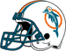 NFL-AFC-MIA-1980-1989 Helmet-Right side.png