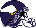 NFL-NFC-MIN 2006-12 Helmet